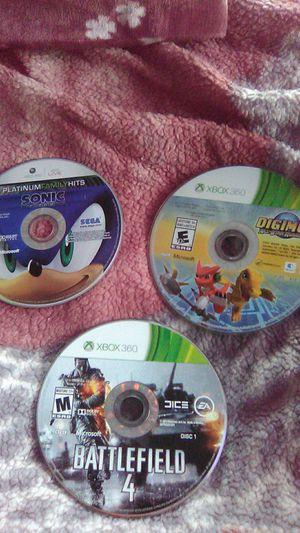 Xbox 360 games for Sale in Pico Rivera, CA