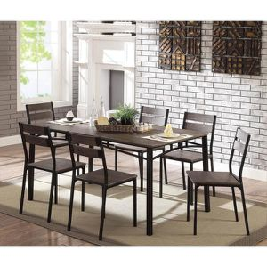 TABLE AND SIX CHAIRS for Sale in Scottsdale, AZ