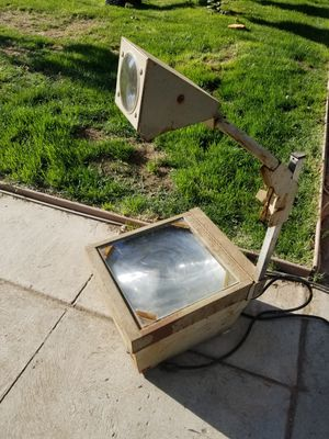 Overhead projector for Sale in Fresno, CA