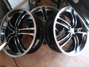 Rims set of 4 for Sale in Sacramento, CA