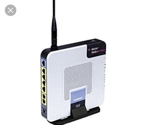 Linksys Wrtu54G-Tm Wireless Router for Sale in Columbus, OH