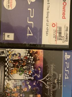 PS4 Games for Sale in Royston,  GA
