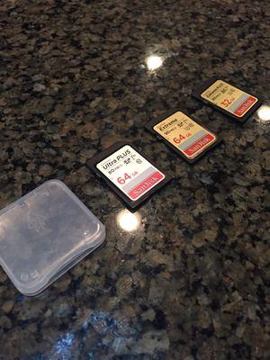 San Disk SD Memory Cards for Sale in Alexandria, VA