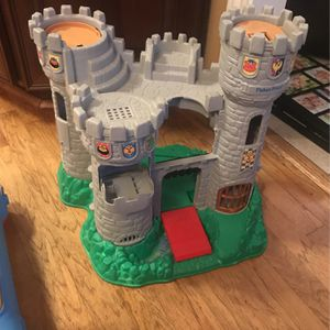 Fisher Price Imaginext Castle for Sale in Spring, TX