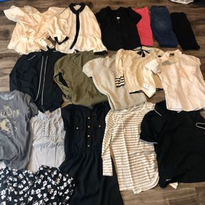 Bundle of women's size XS and Small Clothes for Sale in Carrollton, TX