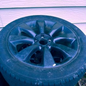 Black 18in Rims Set Of 4 for Sale in St. Charles, IL