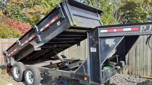 PJ Gooseneck Dump 14ft. for Sale in Mountlake Terrace, WA