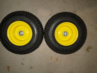 TIRES AND WHEELS 13x5.00-6NHS for Sale in Macomb,  MI