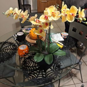 Yellow Artificial Orchid 🌻 for Sale in Fullerton, CA
