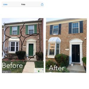 The front price of this townhouse for only $ 500 including paint for Sale in Rockville, MD