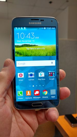 Samsung Galaxy S5 unlocked. for Sale in Takoma Park, MD