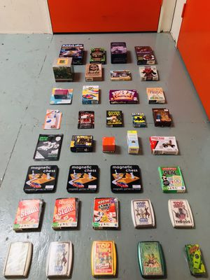 Games (Huge Variety for Kids and Adults) for Sale in Berkeley, CA