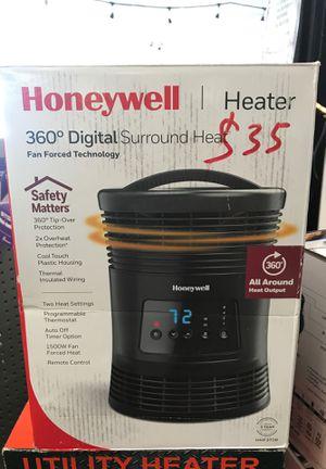 Honeywell HEATER for Sale in Fresno, CA