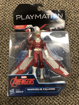 NIB Playmation Marvel Avengers Falcon Hero Smart Figure for Sale in Victoria, TX