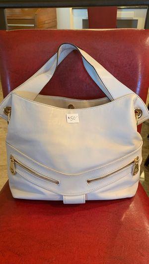 Supple White Leather Michael Kors Handbag for Sale in Port St. Lucie, FL