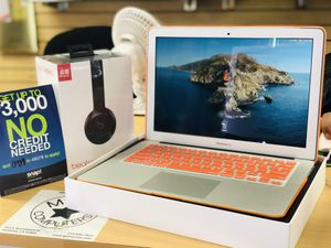 No Credit Needed! Black Friday $999 Deal 2017 Macbook Air with Beats Solo 3 $39 down take it home today for Sale in Downey, CA