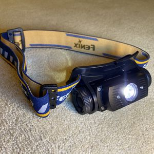 Fenix LED Headlamp - HL60R USB Rechargeable for Sale in Fallbrook, CA