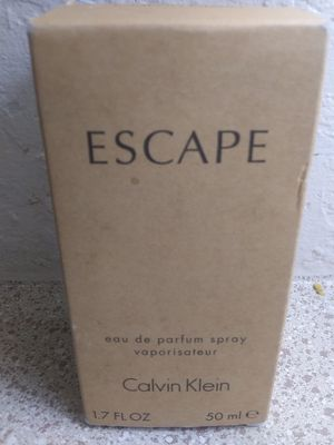 Brand new Escape perfume for women 1.7 Oz $10 for Sale in Las Vegas, NV