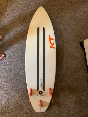 Short board surfboard KT Crusher for Sale in San Diego, CA