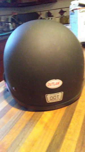 Outlaw Helmet Size Large 60cm for Sale in Danville, PA