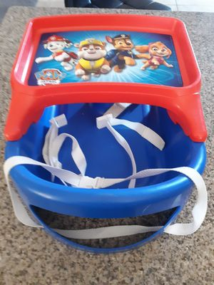 Paw Patrol 3-in-1 Booster Seat for Sale in Las Vegas, NV