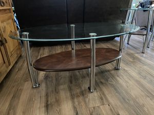 3piece cocktail tables set. for Sale in Apache Junction, AZ