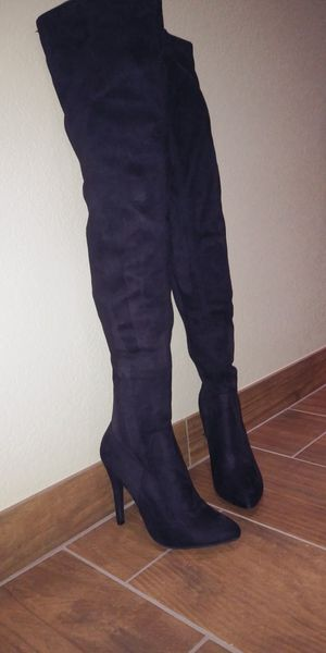 Thigh high boots for Sale in Patterson, CA