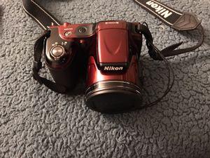 Nikon Digital Camera and accessories for Sale in Enumclaw, WA