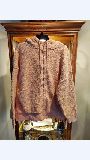 Champion C9 Womens Fleece Hoodie Sherpa Full Zip Track Jacket for Sale in Bexley, OH