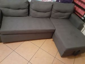 Grey sectional Couch for Sale in Hillsboro Beach, FL