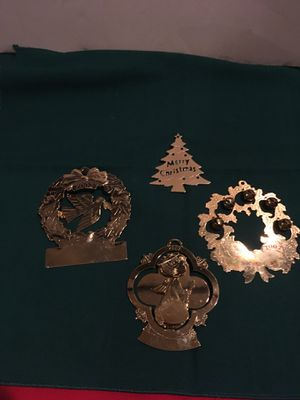 Gold plated Ornaments for Sale in Laguna Hills, CA