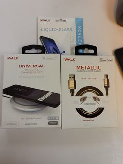 Screen Protector And Charger Bundle for Sale in Weston,  WV