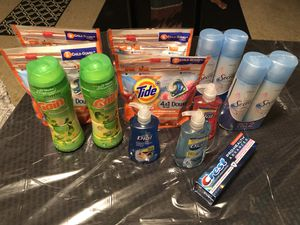 Cleaning supplies for Sale in Las Vegas, NV