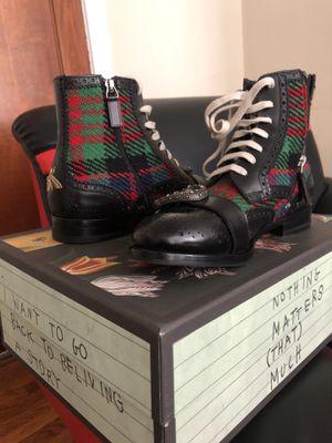 Authentic Gucci Multicolor Boot Brogue for Sale in Chicago, IL