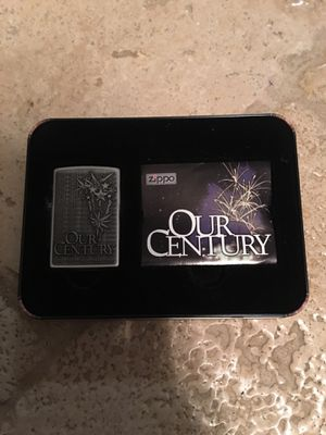 Our century zippo lighter for Sale in Hutto, TX