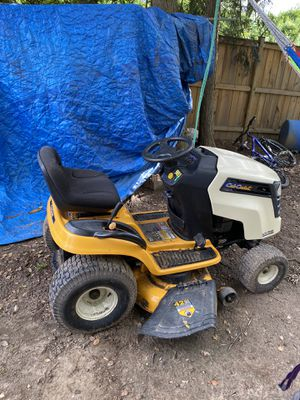 Kholer courage 19 lawn mower for Sale in Takoma Park, MD