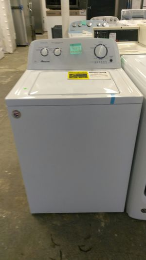 New Amana Washer for Sale in Bensalem, PA