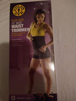 Waist trimmer for exercise. Plus size. New for Sale in Carrollton, TX