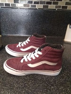 Vans kids 3 great condition like new for Sale in Baldwin Park, CA
