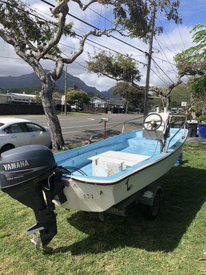14ft Boston whaler boat for Sale in Waimanalo, HI