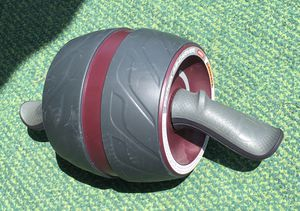 Perfect Ab Carver Pro roller wheel fitness abdominal core workout for Sale in Cleveland, OH