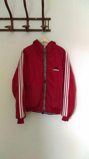 Vintage 1990s ADIDAS reversible jacket hoodie for Sale in Winter Park, FL