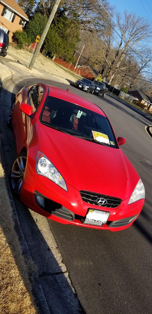 Hyundai Genesis 2.0T 2011