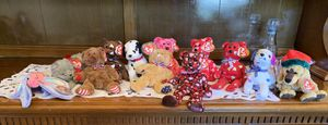 Lot of 12 Beanie Babies. Intact tags. for Sale in CANAL WNCHSTR, OH