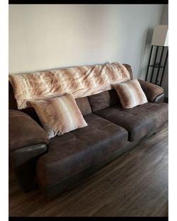 Brown Sofa for Sale in Colorado Springs,  CO