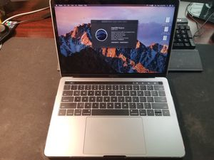 Macbook pro with touch bar 256 gb 2016 for Sale in San Antonio, TX