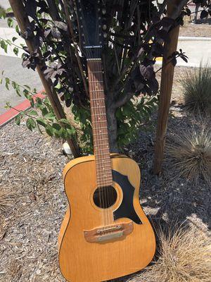 12 string acoustic guitar for Sale in San Dimas, CA