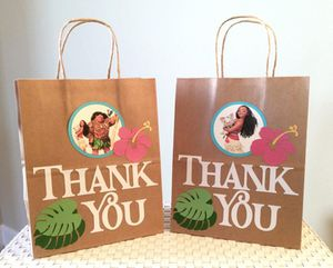 Moana candy bags for Sale in Los Angeles, CA