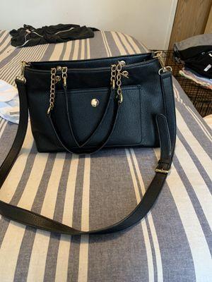 Black large purse for Sale in Bonney Lake, WA