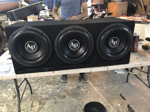 Car audio for Sale in Boston, MA